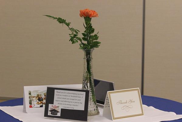 Sweet Success Reception, October 2015