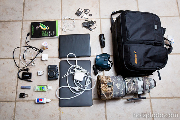 gear and bags