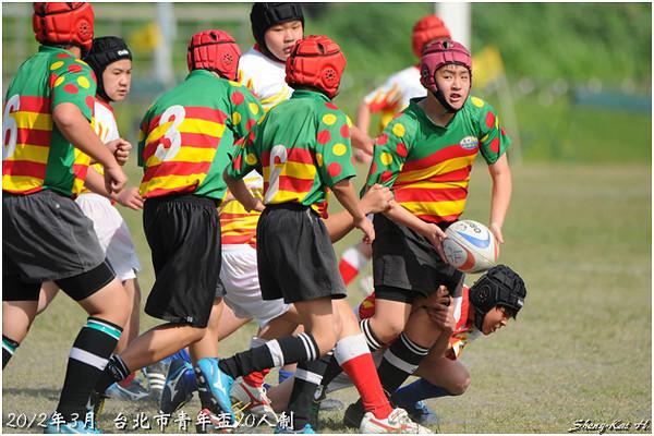 2012北市青年盃-國中乙組(Junior High Group B)