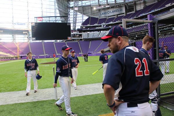 DC Baseball at US Bank Stadium