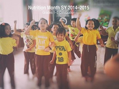 G1-3 Nutrition Month 2014-2015