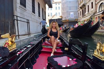 Viaje en Gondola-Venecia 2015