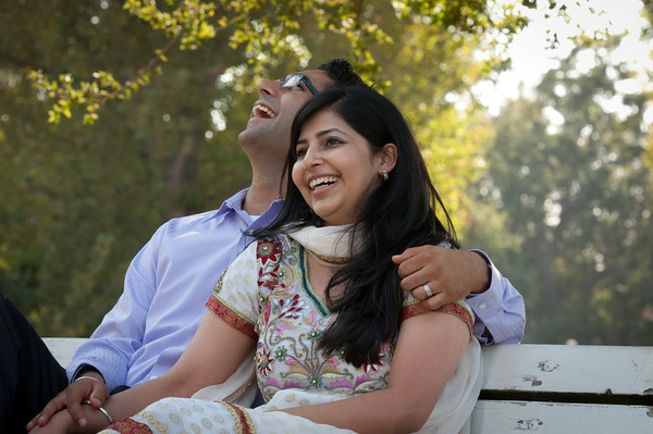 Kiran and Prashant Engagement Gallery