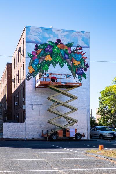 mural by Chor Boogie