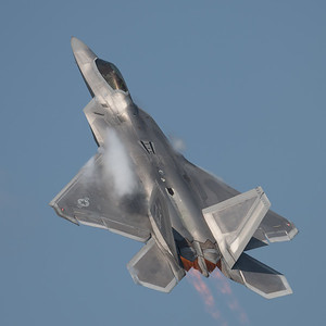 Military Fighter Attack