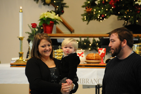 December 12, 2010 Worship Service