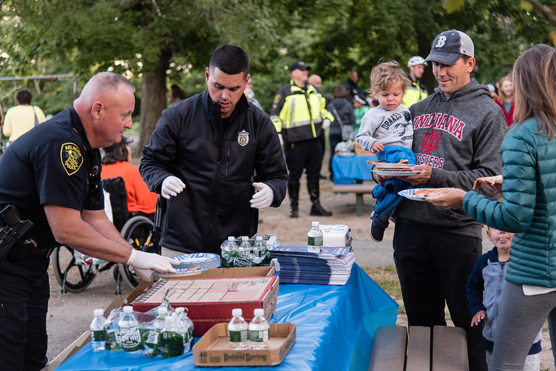 Pizza with Police at the Park 2019_ERF4469
