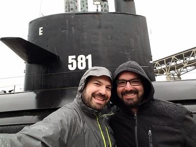 OMSI - Submarine Tour