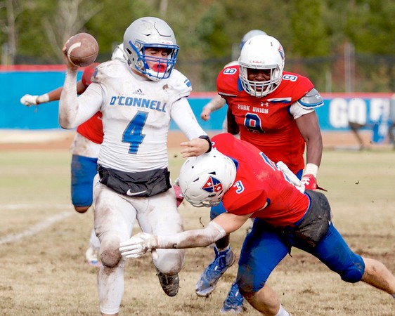Prep Football vs. Bishop O'Connell - Oct 27