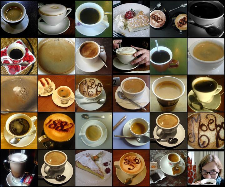 i like coffee a little bit