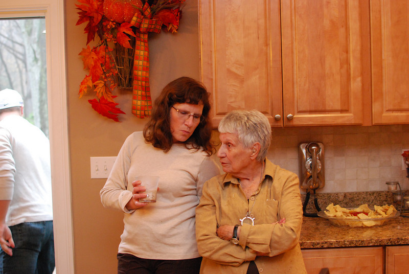 Sharon and Ruth