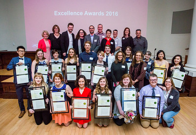 Excellence Awards 2016