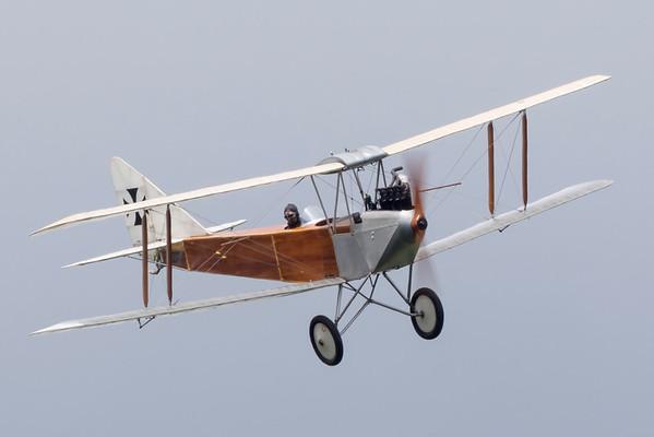 F-AZAV - Albatros CII replica