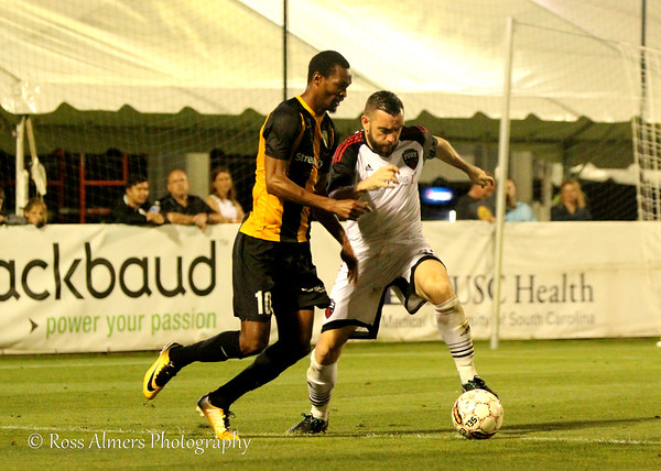 Charleston Battery vs Ottawa Fury May 19 2018
