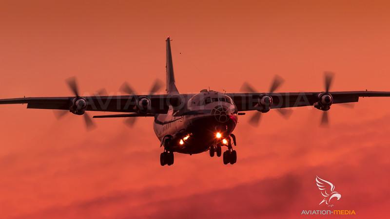 Motor Sich / Antonov An-12BK / UR-11819