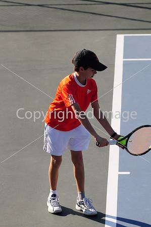 Hunter Gallaway's Holiday Junior Open @ Lafayette Tennis Club - 06 Dec 2008