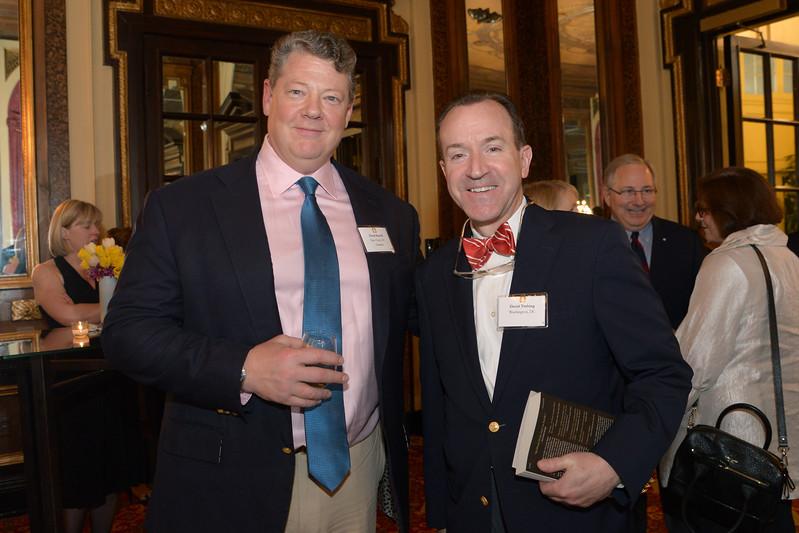 David Sherrill and David Trebing