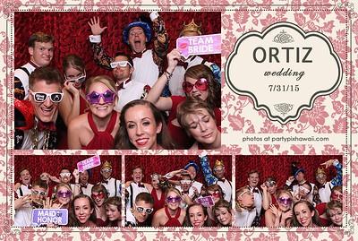 Ortiz Wedding (Mini Open Air Photo Booth)