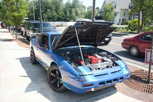 7-4-10 Traverse City Car Show