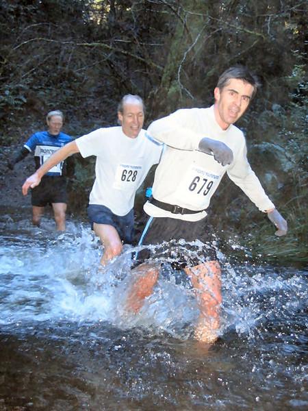 2004 Stewart Mountain XC - Michael Marek, John Ingram, Torben Lind