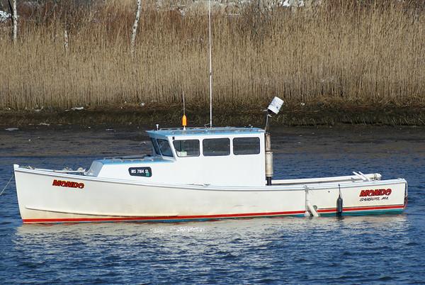 New Engalnd Harbors