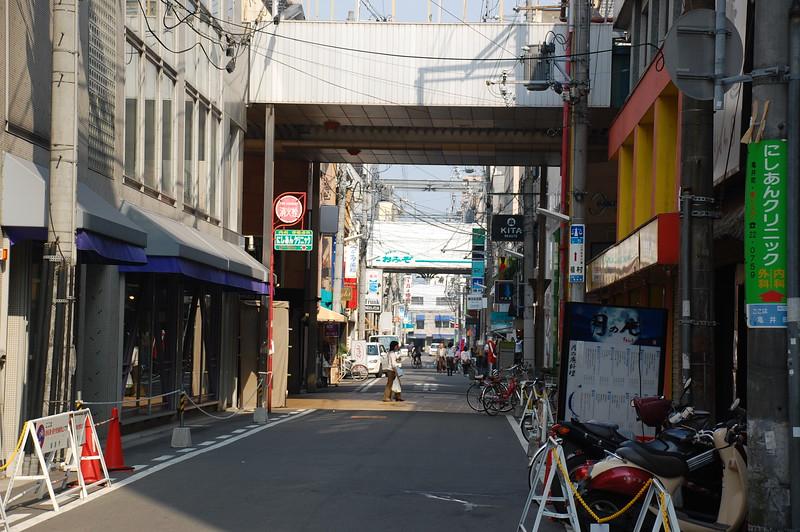 A Himeji street