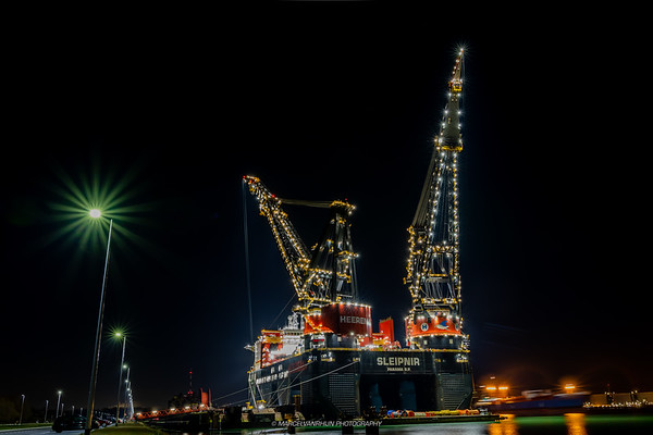 Industry & Offshore Photography