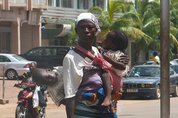 2012 Ouagadougou, Burkina Faso (Poura Agmt Signing & drive-bys)