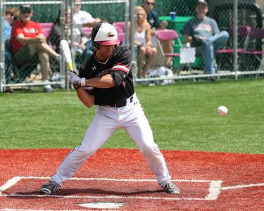 Stevens 180511 Baseball v Ithaca