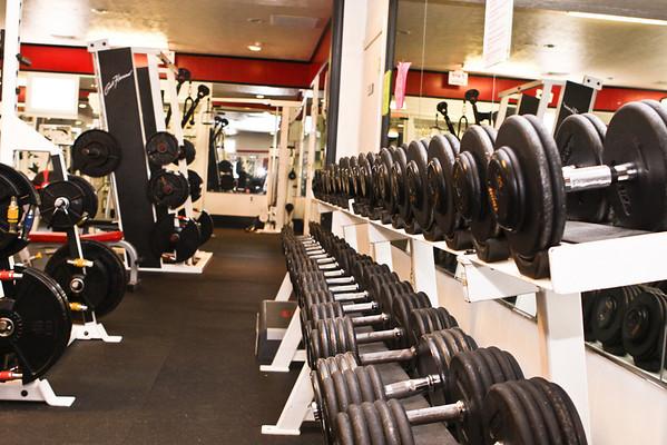 Olympus Gym Berryville