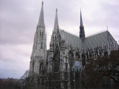 Vienna Austria - January 2007