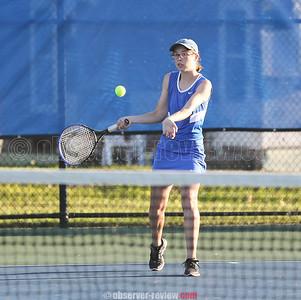 Penn Yan Tennis 10-3-17
