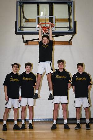 BK Boys Basketball Team 2018/2019