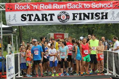 UNEDITED 1,644 PHOTOS from St. Charles Back To School Run