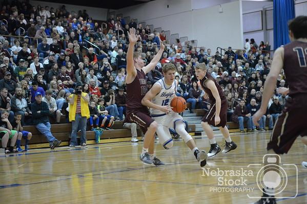BKB Boys State Basketball: GACC vs Dundy County-Stratton