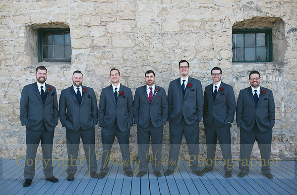 Peterson  Wedding Party