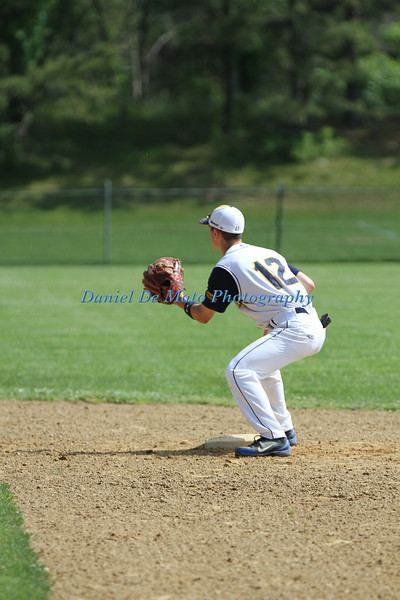 Shoreham Wading River Baseball 5-23-12