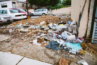 Philadelphia Trash Test Images