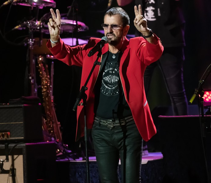 Ringo Starr at the Met 2019