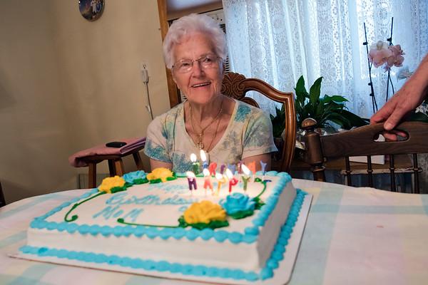 Mom's 94th Birthday July 3rd, 2019