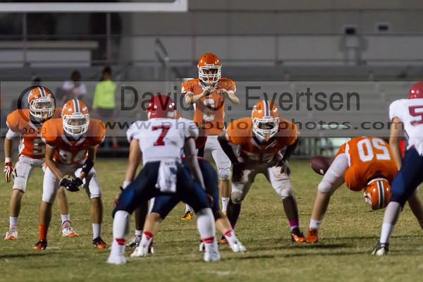 Boone Junior Varsity Football #2 - 2013