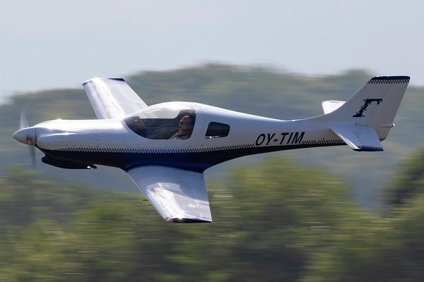 OY-TIM - Lancair 360 Gamma