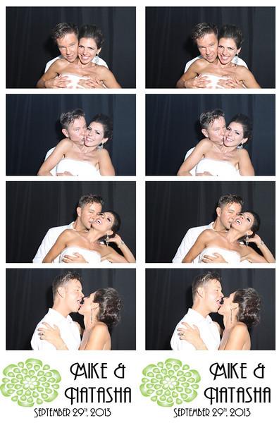 Mike and Natasha September 29, 2013