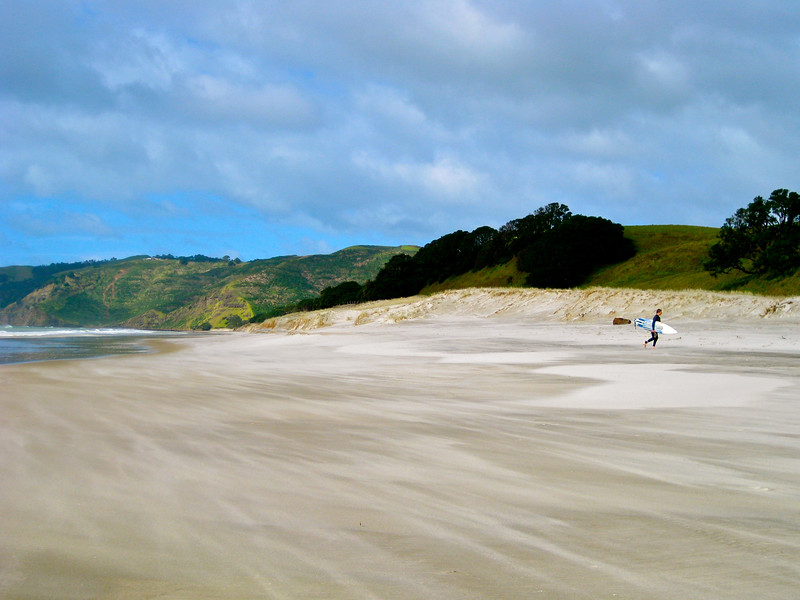 Pakiri Beach, New Zealand