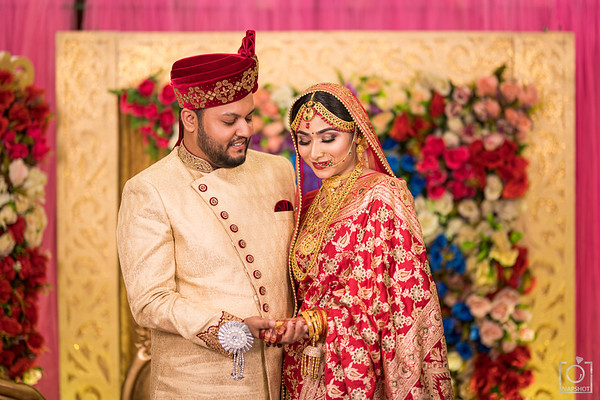 Farah & Nasif Wedding