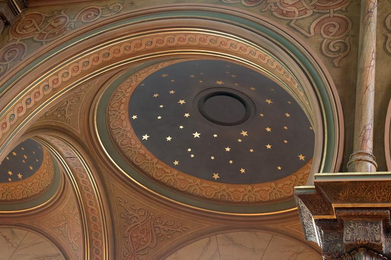 Eldridge Street Synagogue/ The Museum at Eldridge Street, Lower East Side, NYC