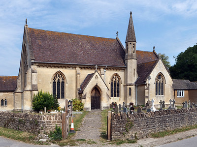 St Mary, Roman Catholic, St Mary's Road, East Hendred, OX12 8LF