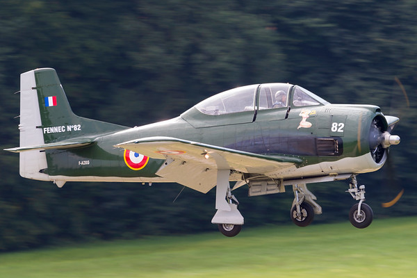 F-AZKG - North American T-28A Fennec