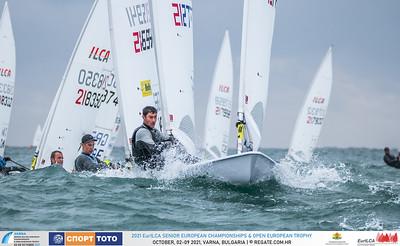 2021 EurILCA Senior European Championships