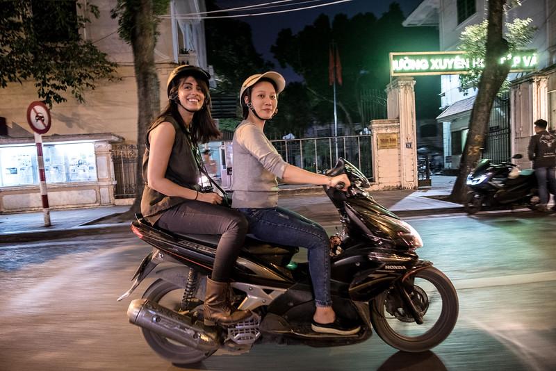 Molly on a Motorbike.jpg